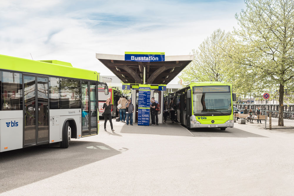 Busstation Burgdorf 942536