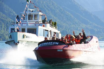 Brienzersee Jetboat 2