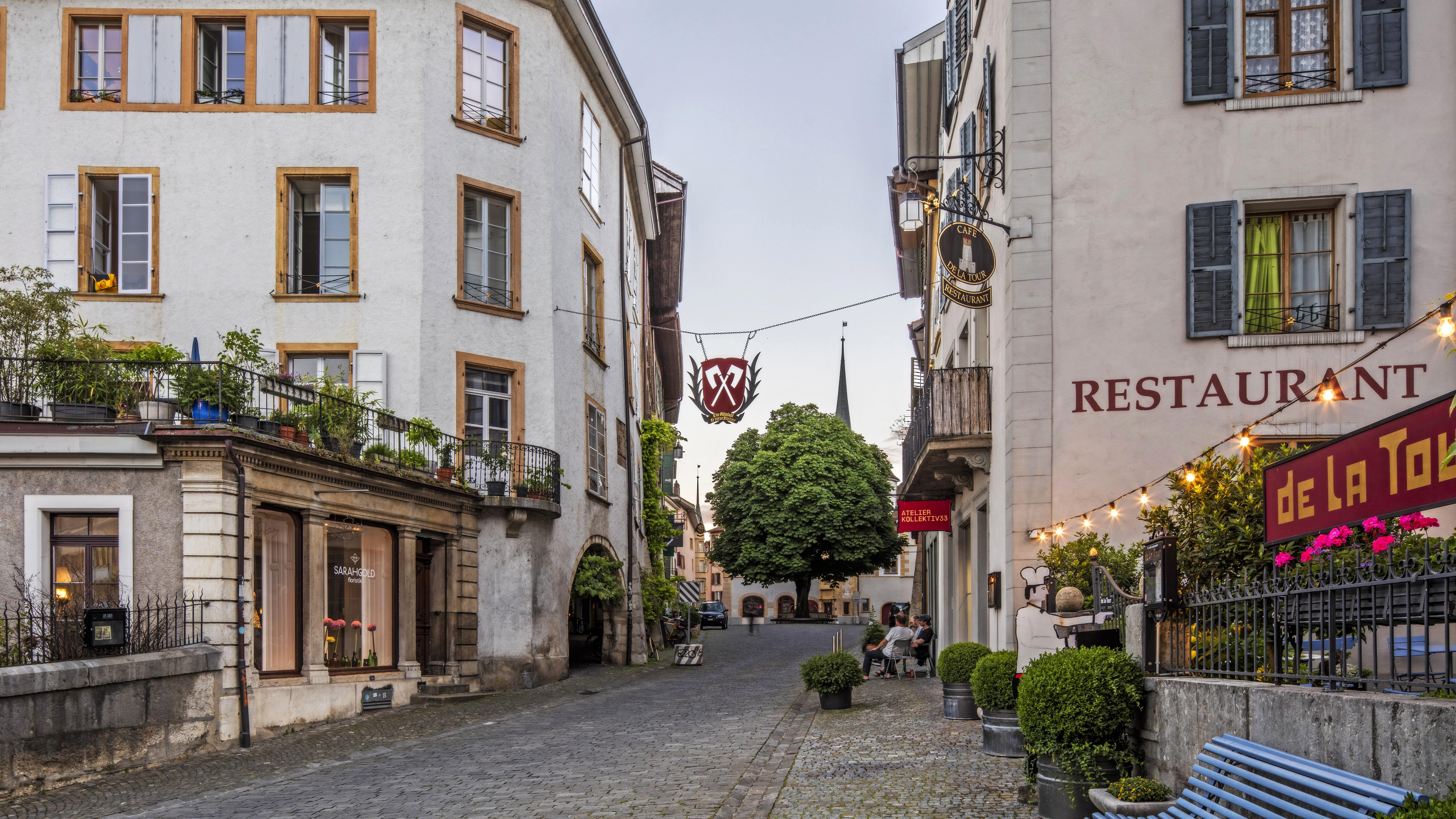 Altstadt Biel Bienne