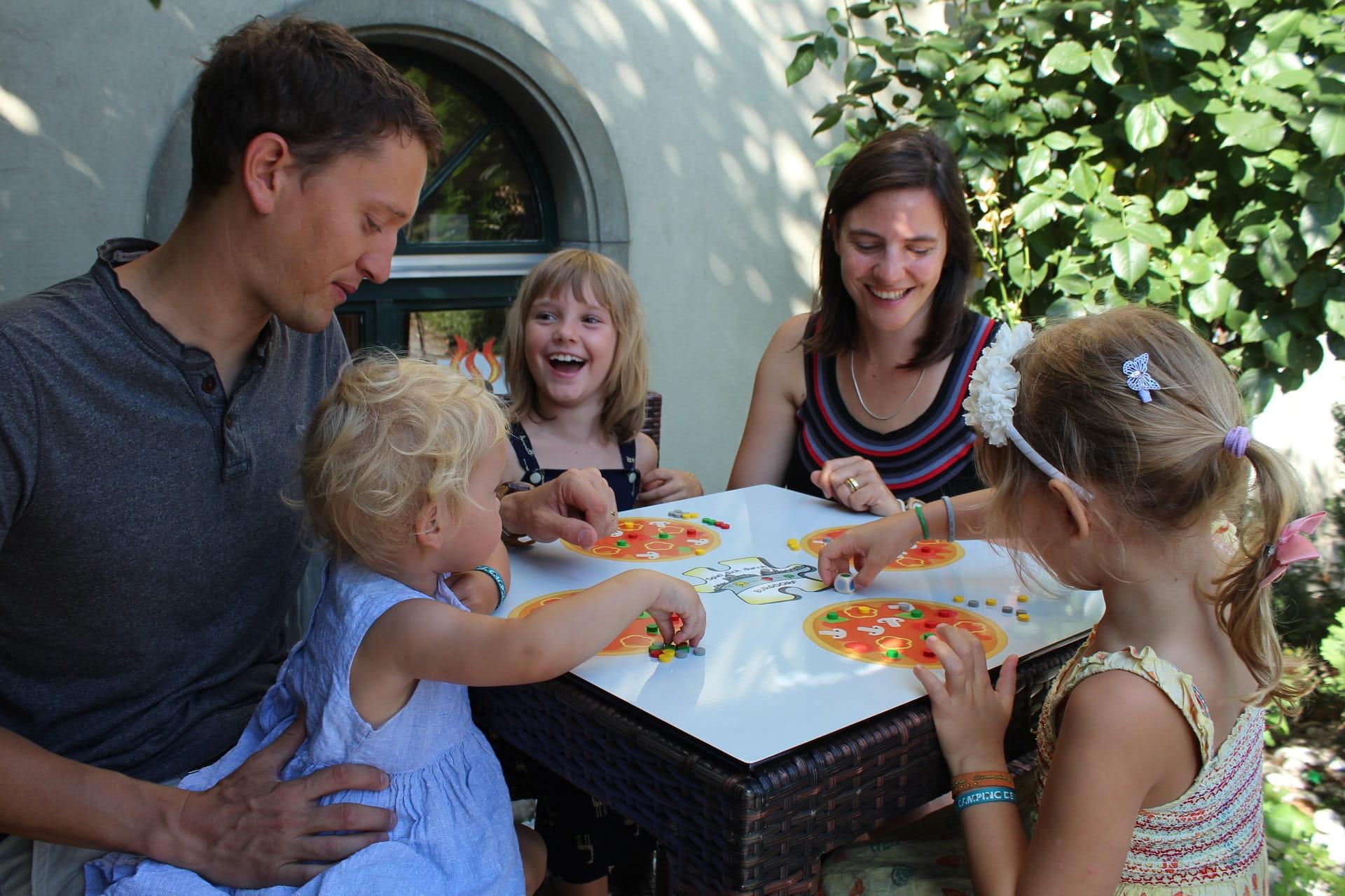 Spiel dich durch Burgdorf- Spiel und Spass für die ganze Familie