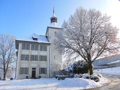 Willisau im Winter