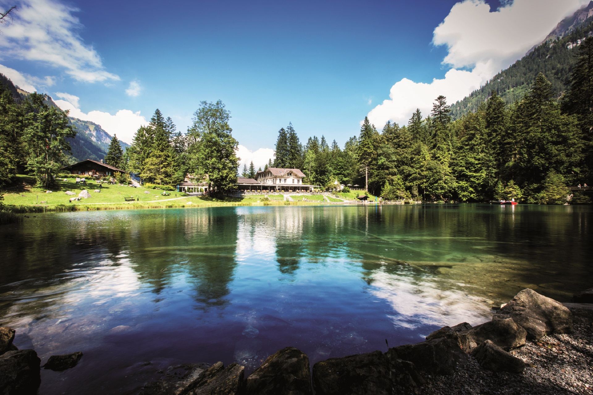 Blausee Spa and Dine Sommer