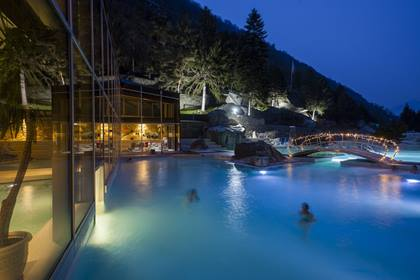 Brig Simplon - Wellnessoase Brigerbad
