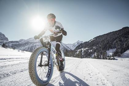 Snow Bike Festival Gstaad