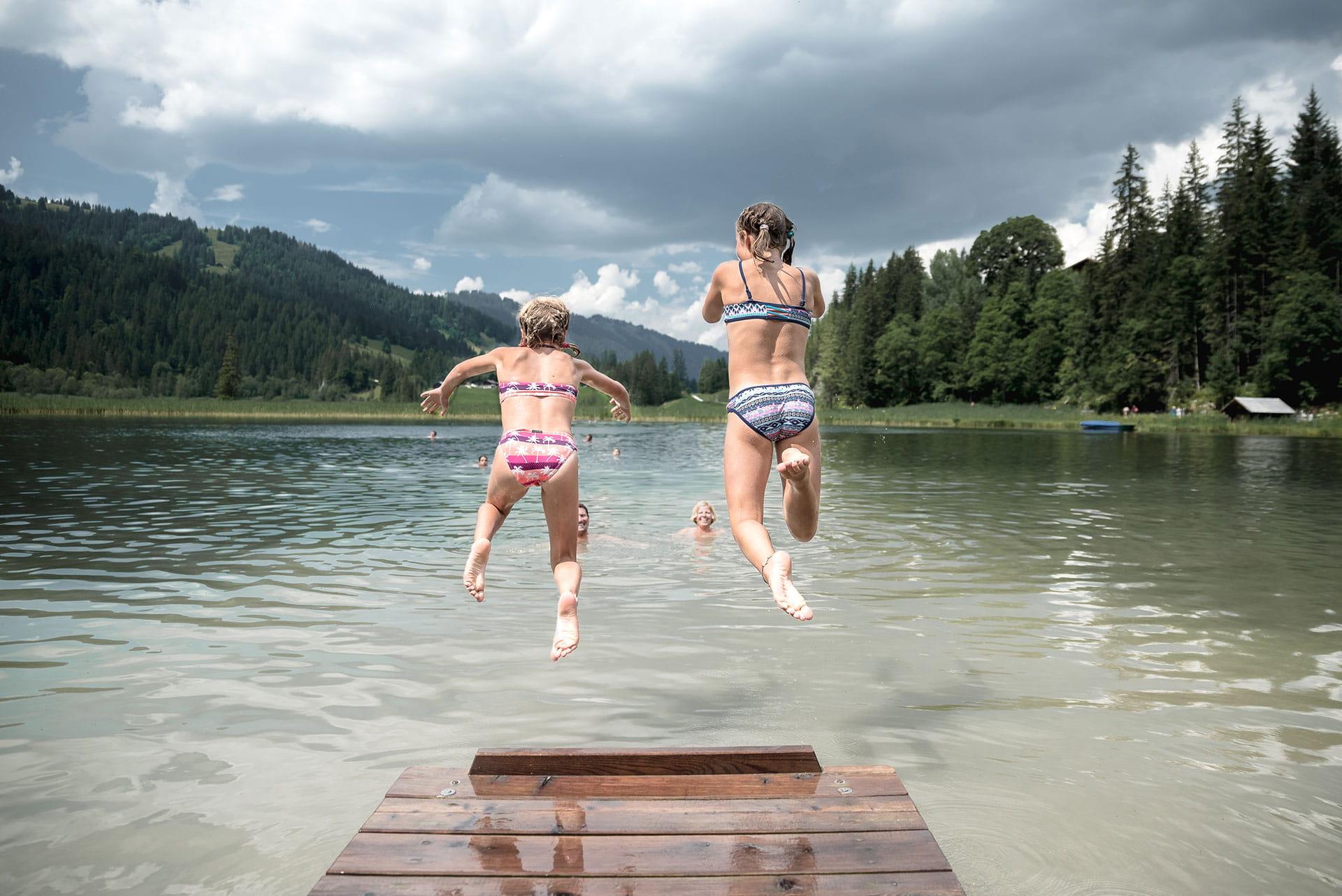 Wanderung Wispile–Lauenensee