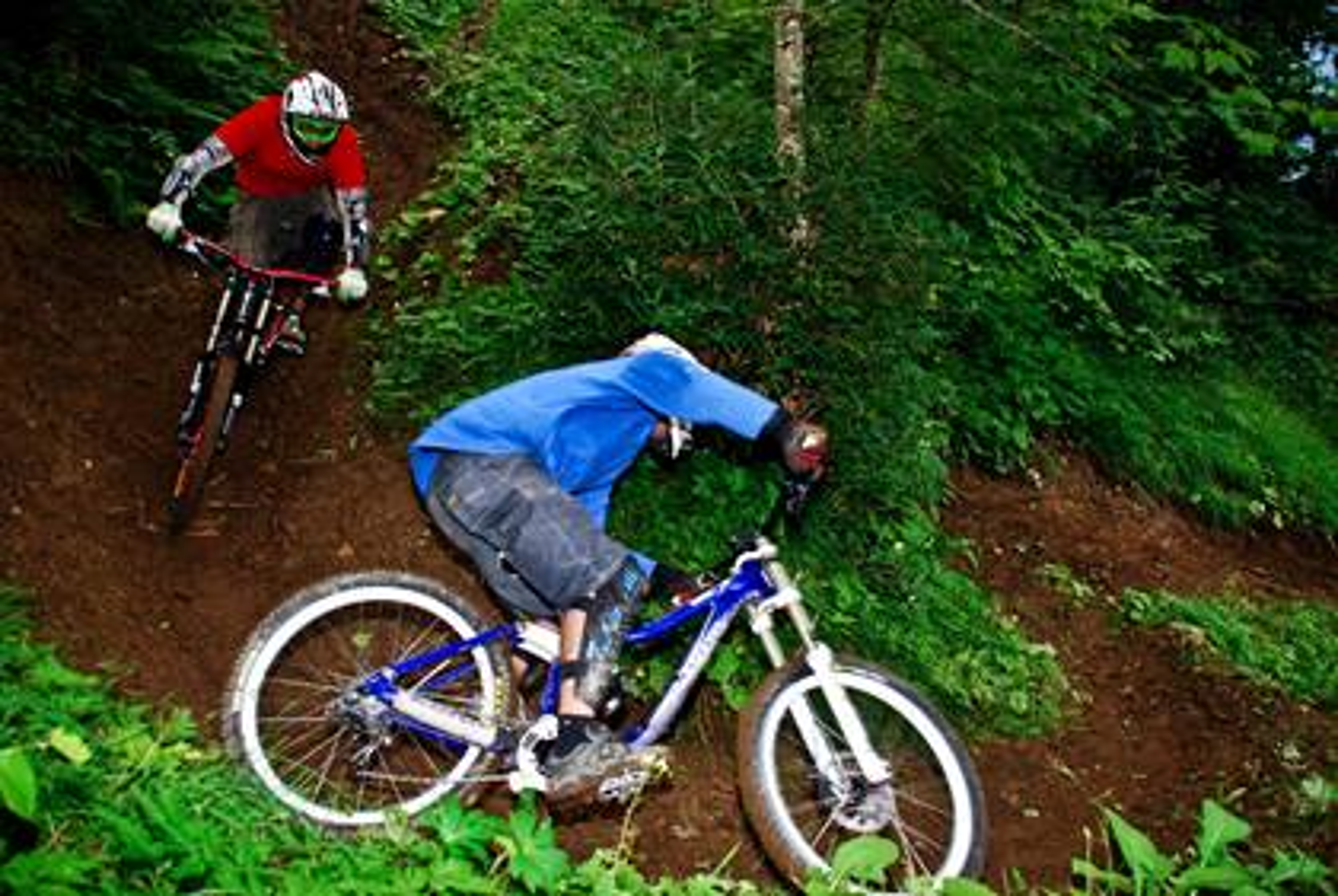 Sunnbuel Freeride Trail