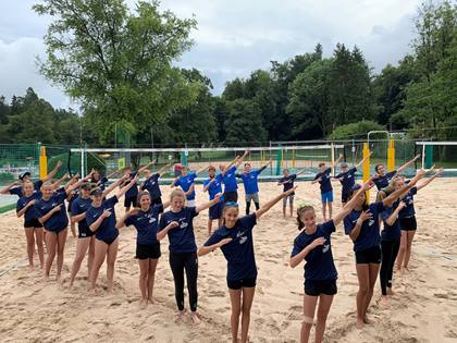 Swiss Volley Beachcamp