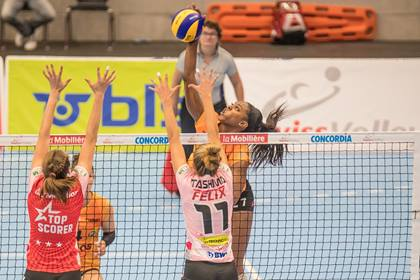 Volleyball  Mobiliar Supercup