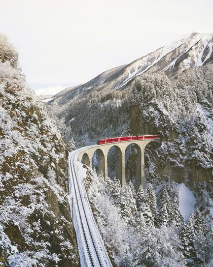 Grand Train Tour Switzerland