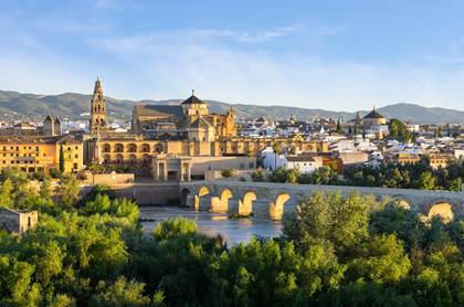 Andalusien Cordoba Mezquit Kathedrale
