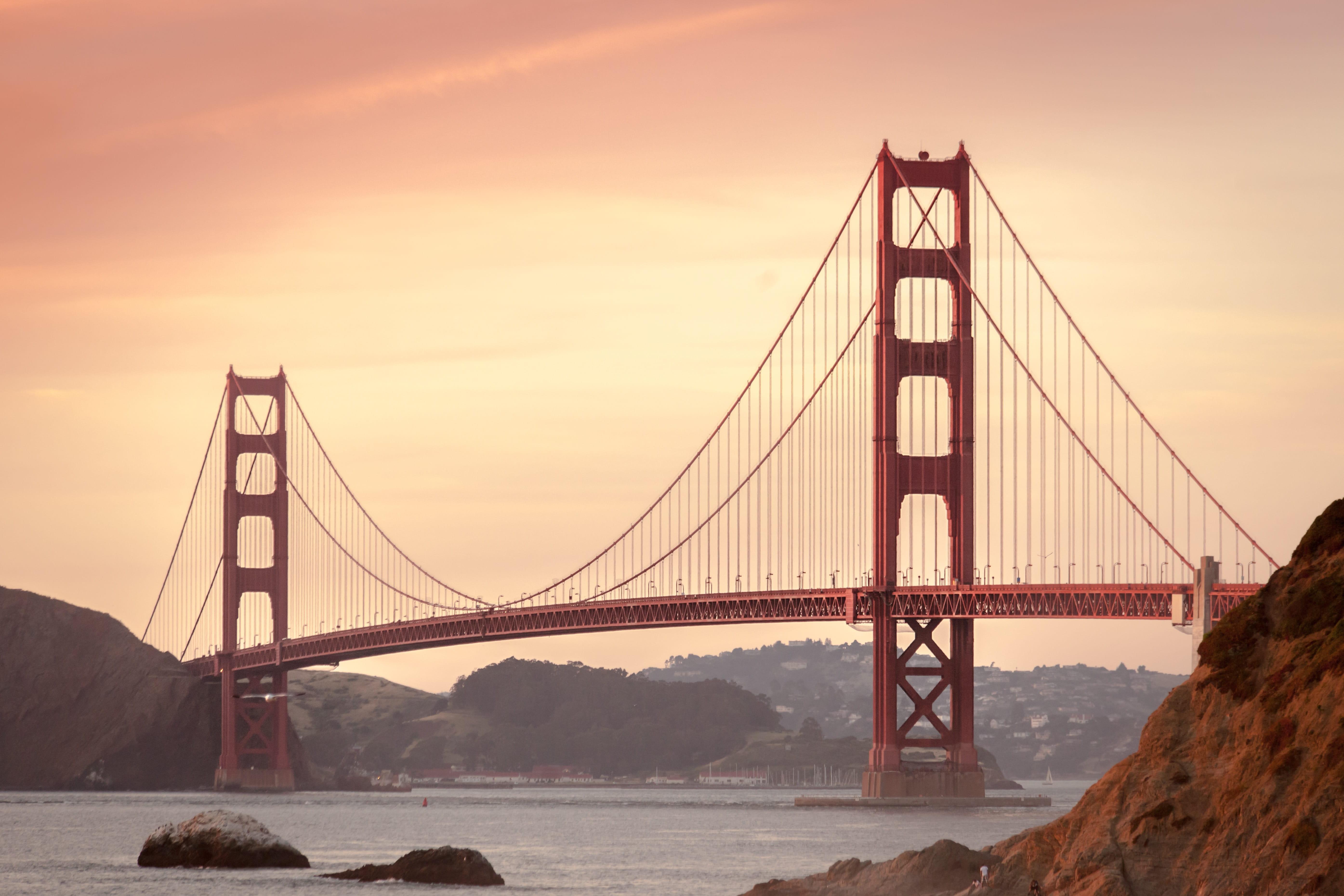 SanFransiscoGolden Gate Bridge