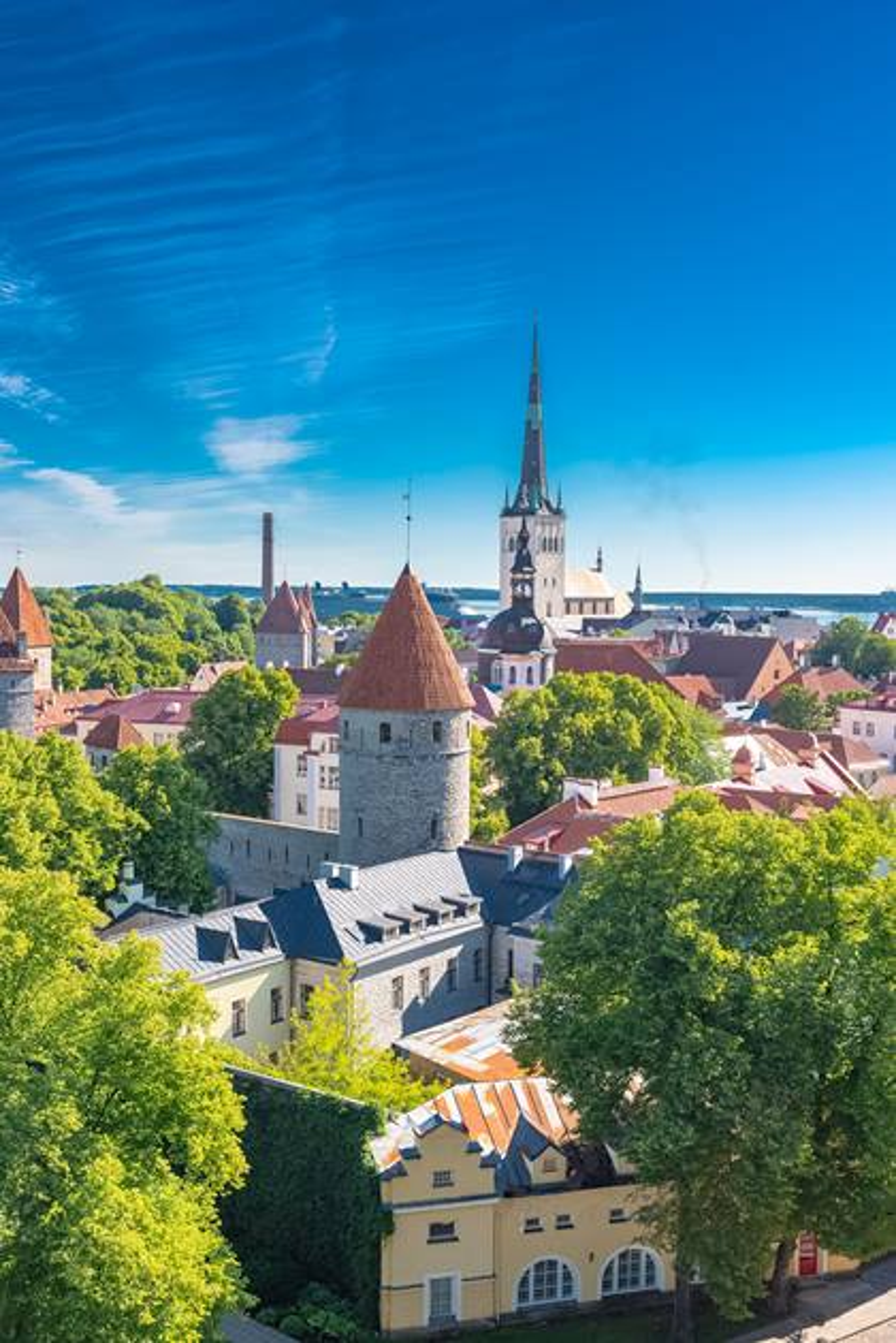 Baltikum Kampagnenbild