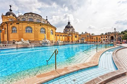 Budapest Thermalbad