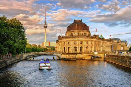 Berlin Museumsinsel