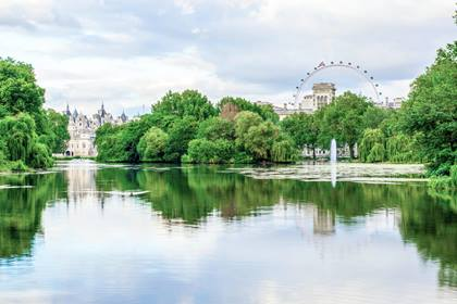London St. James Park