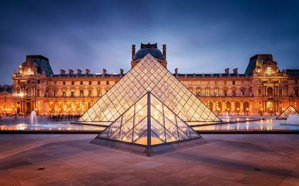 Louvre © Paris Tourist Office