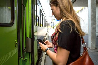 Digital unterwegs mit der Lezzgo Ticket App