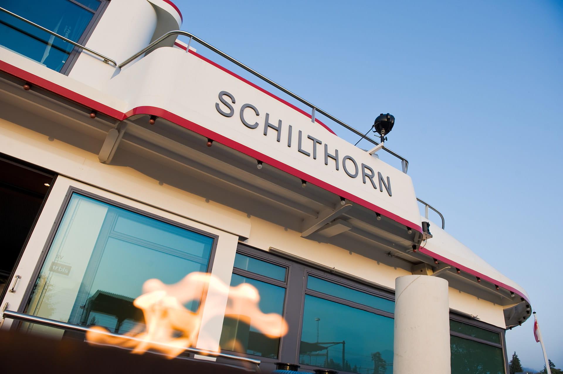 MS Schilthorn Feuer