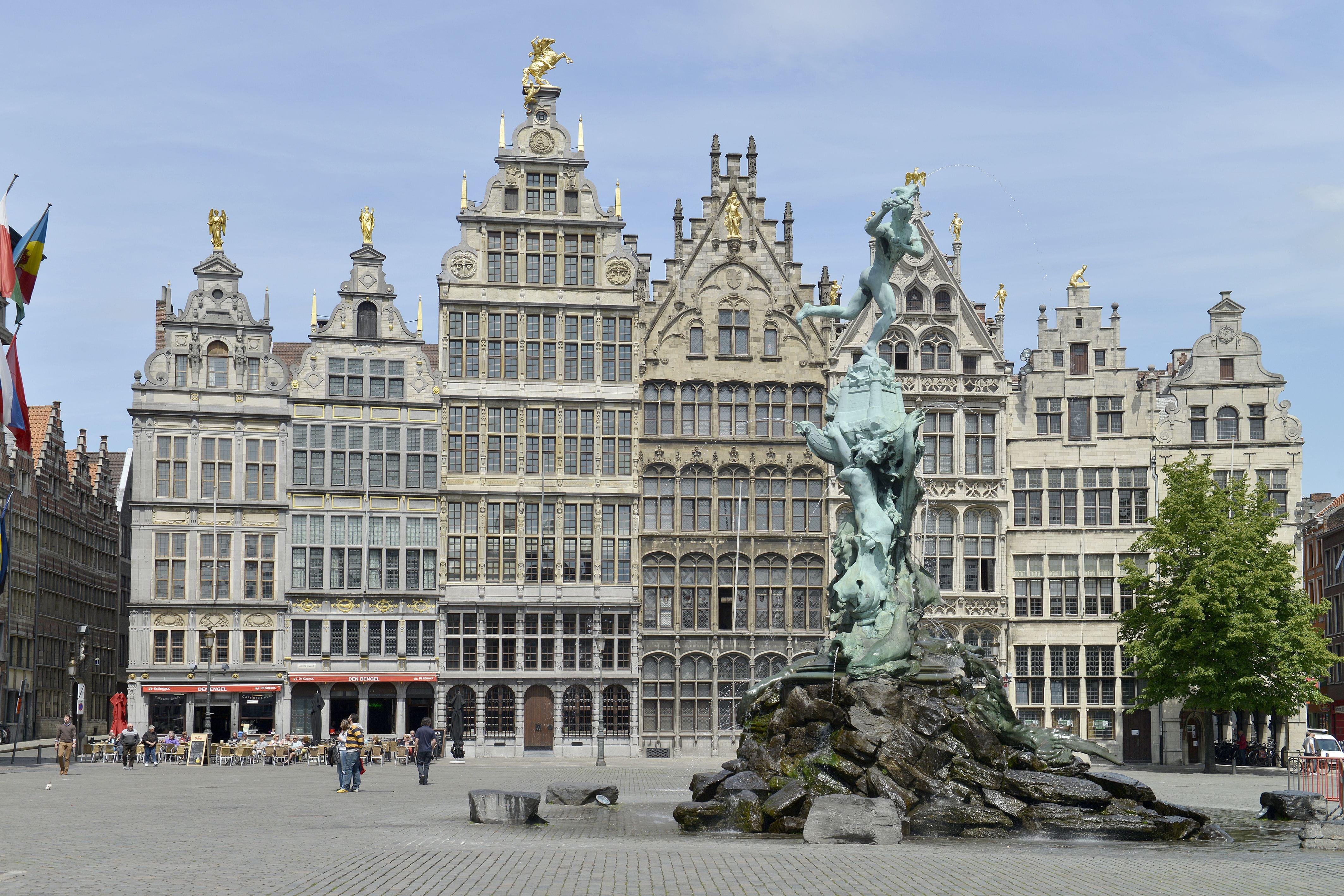 Amsterdam–Bruegge Antwerpen