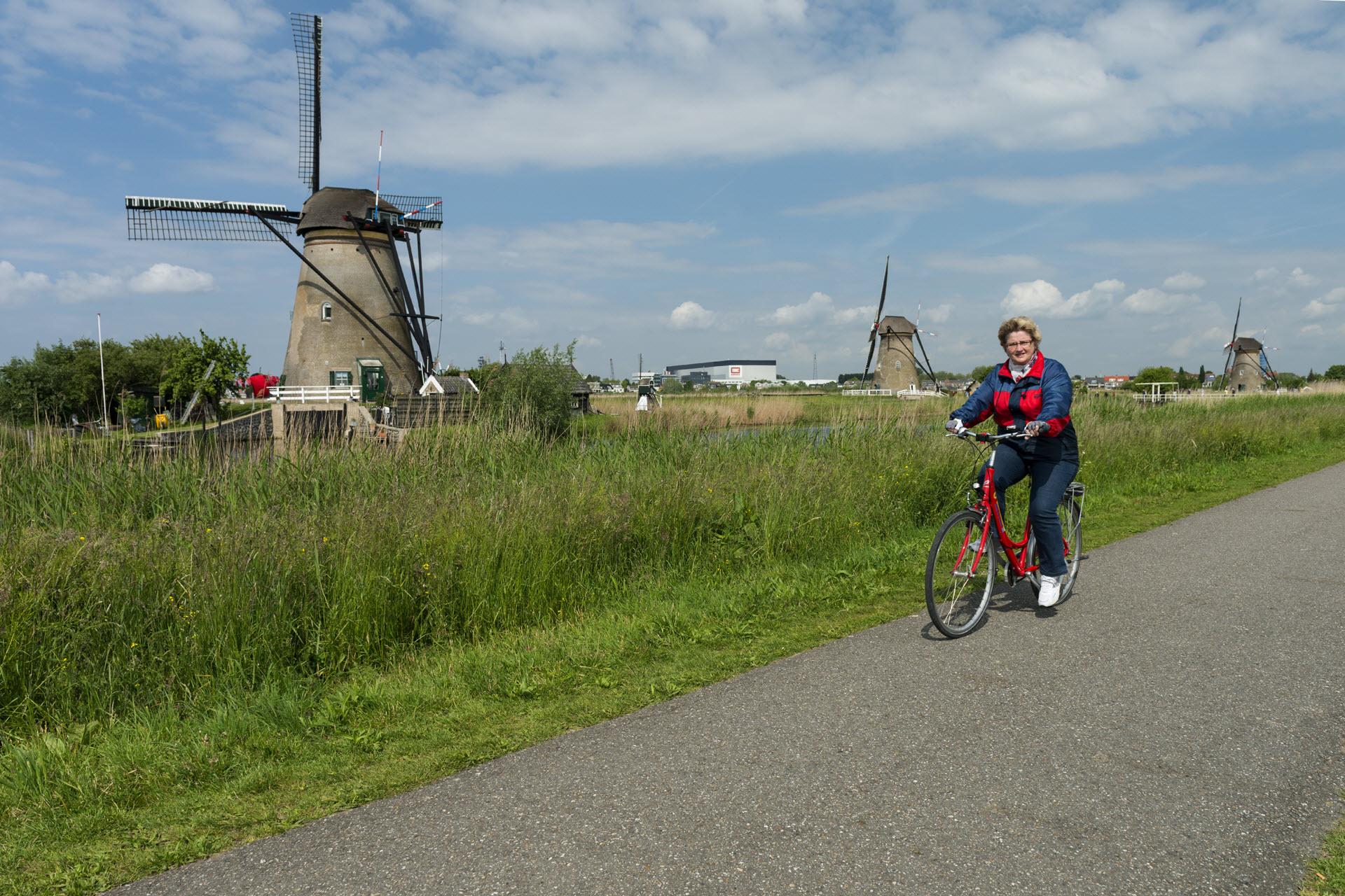 Rad und Schiff Südholland 5