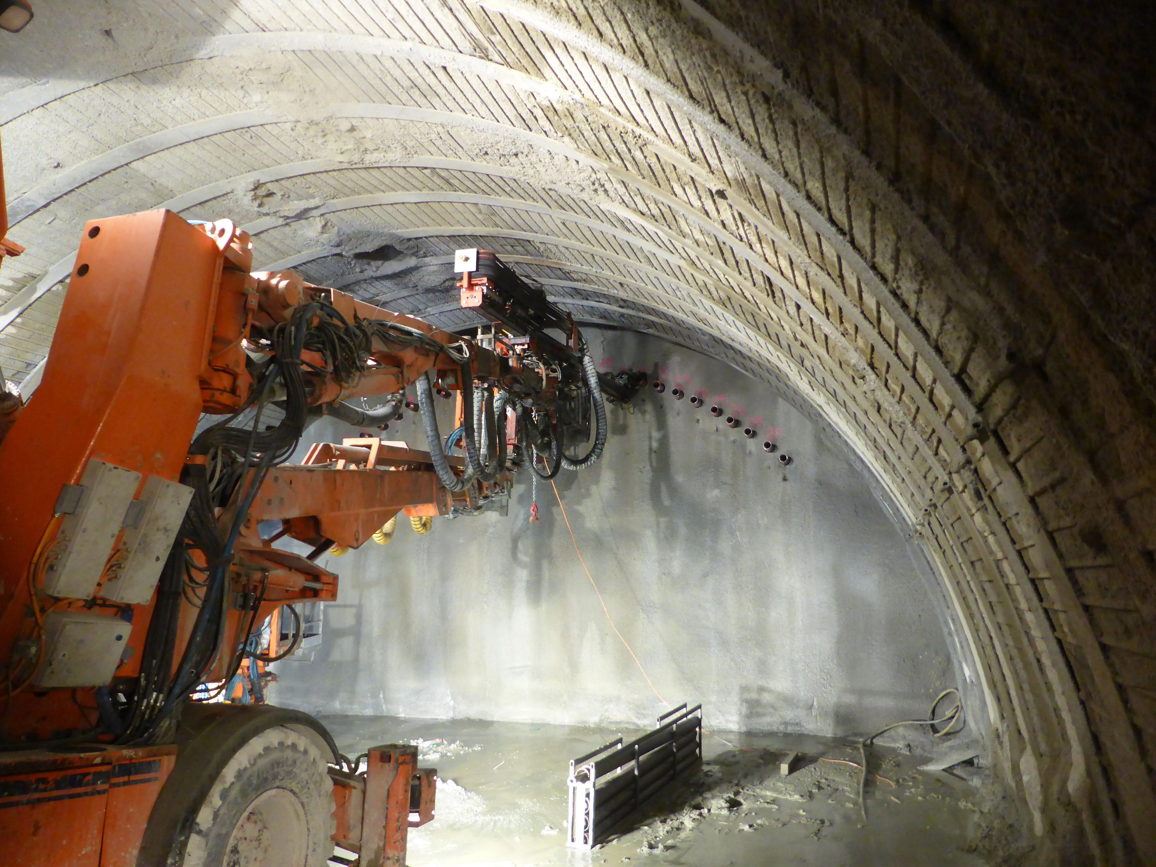 Bauprojekte Rosshaeuserntunnel